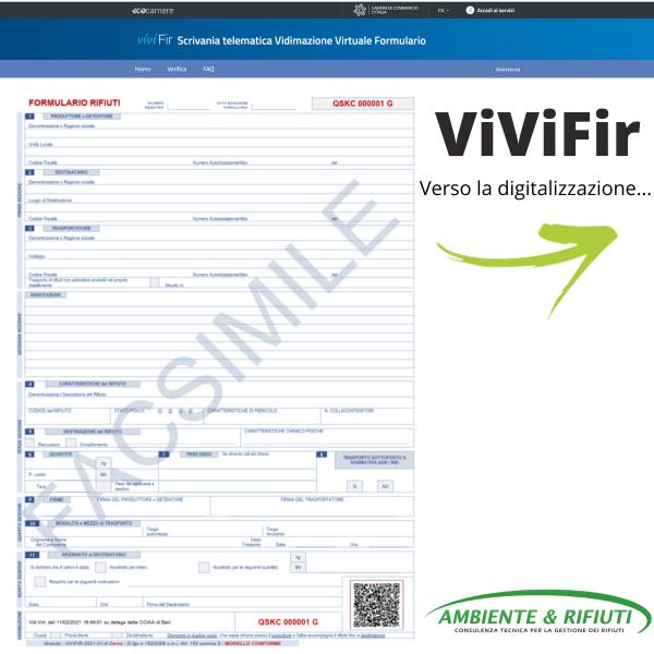 ViViFir Ambiente & Rifiuti
